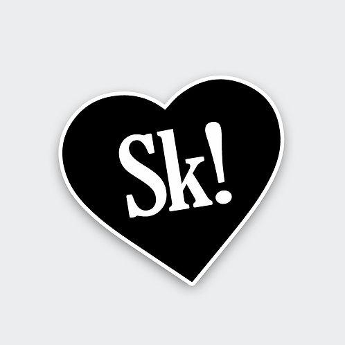 SK Love Sticker