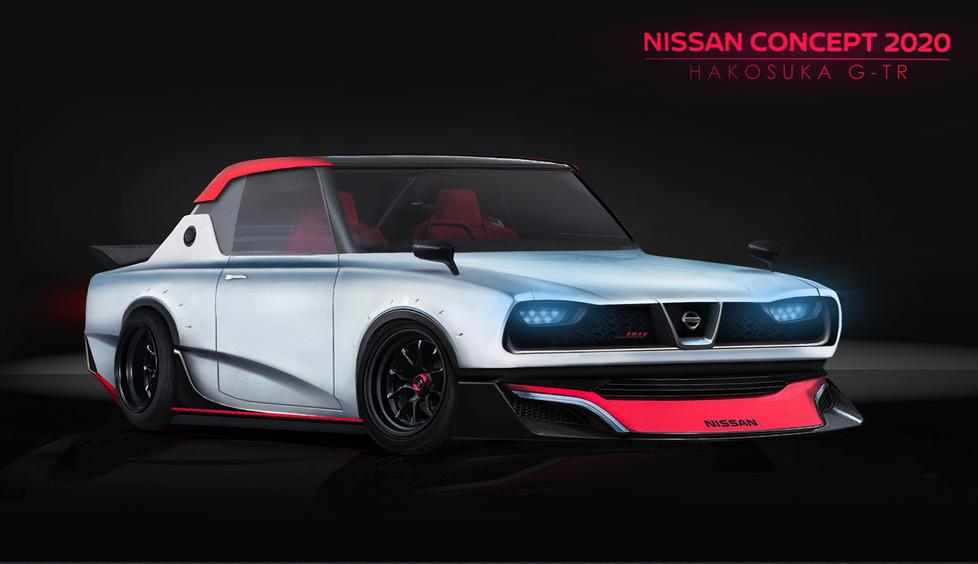 DMAN Design Works - Hakosuka 2020 Concep