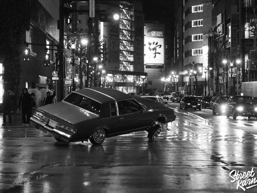 3 Wheelin' Shibuya