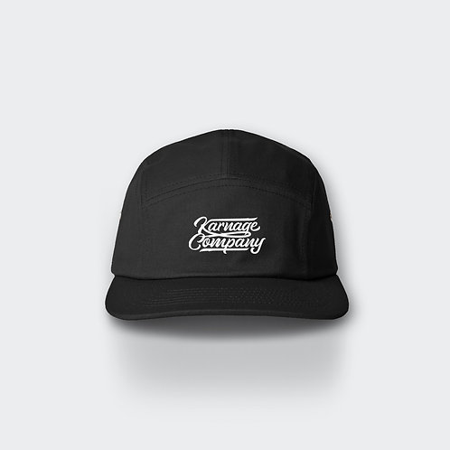 Karnage Company 5 Panel - Black