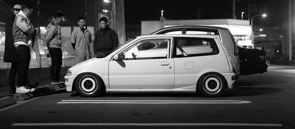 Mark's Honda Today