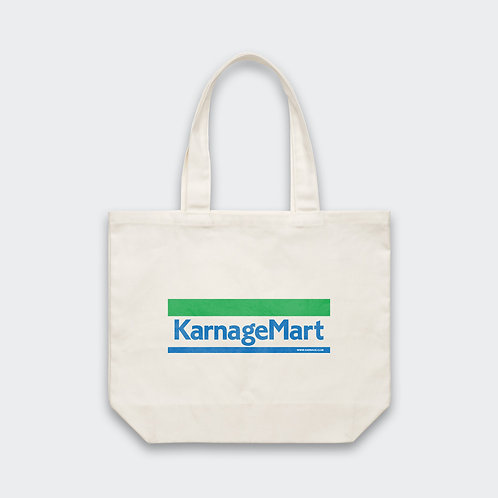 Karnage Mart Tote Bag - White