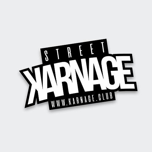 SK Crest Sticker