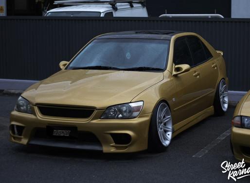 Zak's IS200