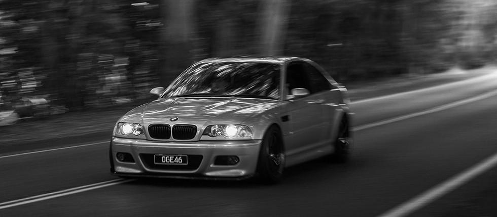 Nelly's E46 M3