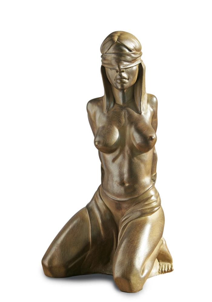 W.W.Wife - bronze