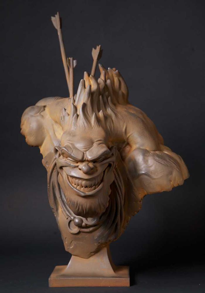 Hébus - cast iron -