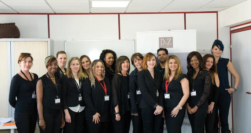 Séance photo réunion d'équipe - Indé-Design