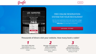 Guestful, une nouvelle application dédiée aux restaurants