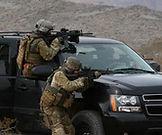 Praetorian Bodyguard aux Etats-Unis - Opérations commando