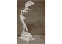 Sculpture femme enceinte