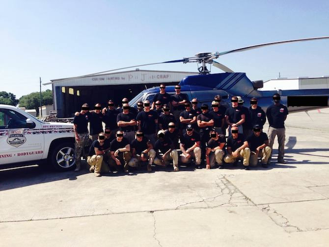 Formation VIP - HELICO - TEXAS AVRIL 2014