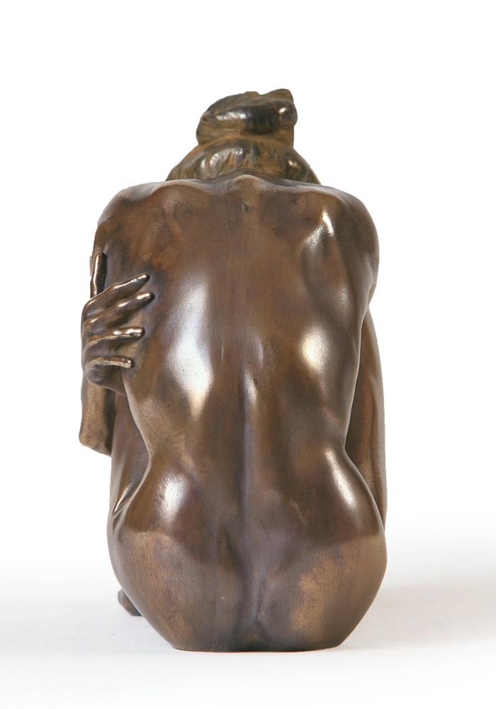 La Vouivre - bronze