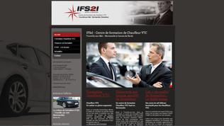 Nouveau site chauffeur VTC