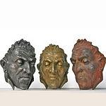 Nuancier - matériaux des sculptures : aluminium, fonte, bronze... - Moulage d'Art Boulesteix