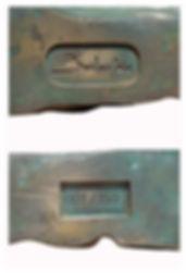 signature et numérotation des oeuvres Boulesteix - certificat
