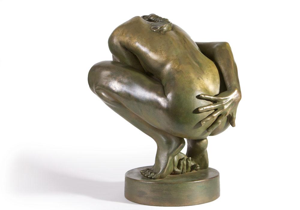 Cache cache - bronze