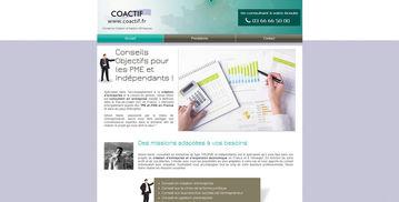 Site Wix pour coach en entreprise | Indé-Design