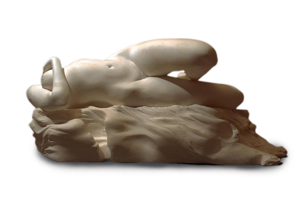 Abandon - marbre