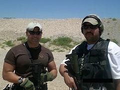Praetorian Bodyguard aux Etats-Unis - Camp d'entrainement
