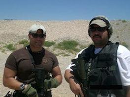 Formations Bodyguard aux Etats-Unis - Camp d'entrainement