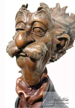 Sculpture - Champignac