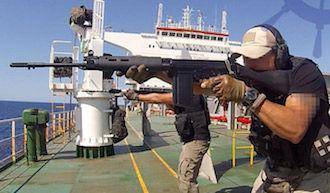 Formation Maritime APPN et MSO Security
