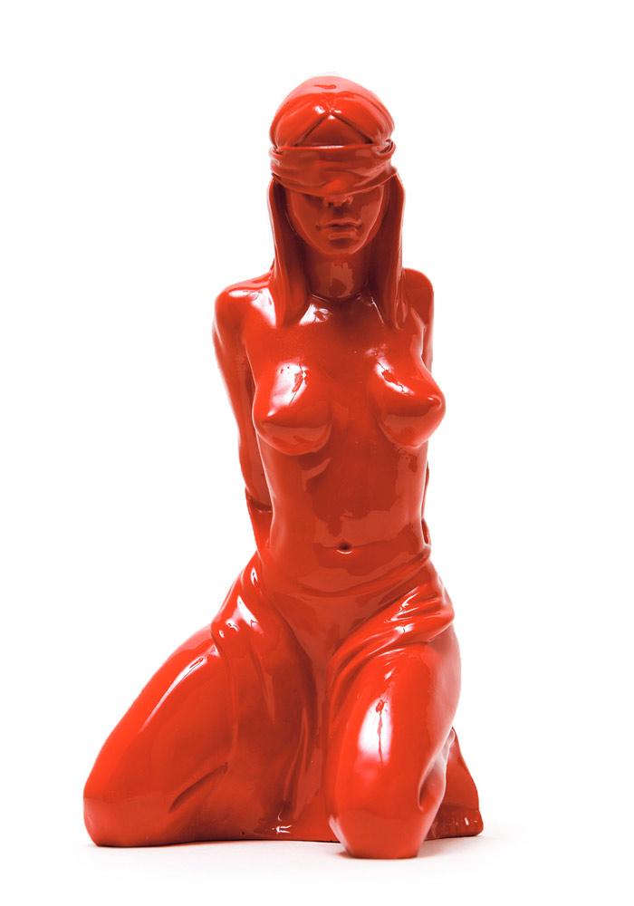 W.W.Wife - Couleur Pop rouge