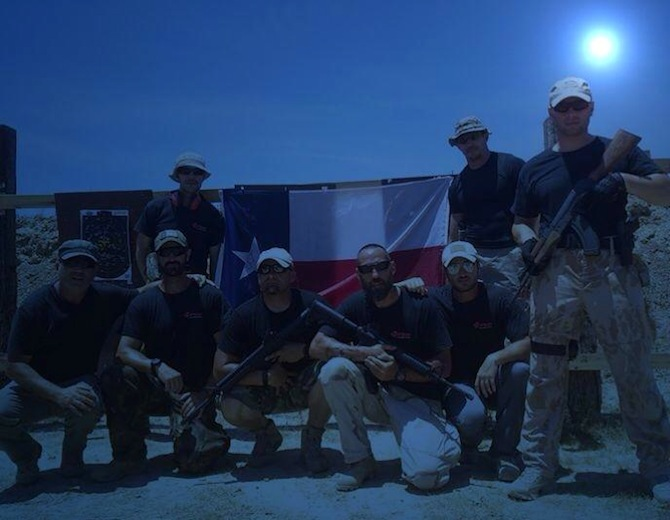 ITALIAN TEAM - PSD Training Course - Texas 2013