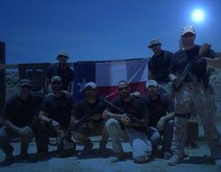 ITALIAN TEAM - PSD Training Course - Texas 2013