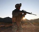 Praetorian Bodyguard aux Etats-Unis - Entrainement dans le désert
