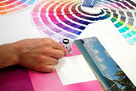 Indé-design réalise votre charte graphique