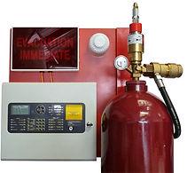 Chassis équipé - Protection des bâtiment contre le feu - Eco Protection