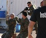 Praetorian Bodyguard aux Etats-Unis - Manipulation des armes à feu