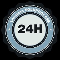 Livraison informatique en 24 heures | SOLUPROCESS | Performance Informatique | Région PACA