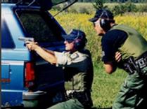 IFS2I - Tir au pistolet camp d'entrainement