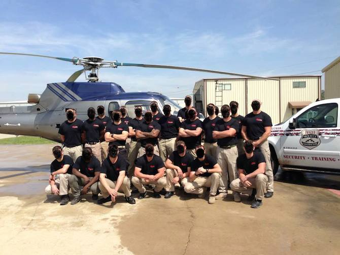 Certification VIP HELICO - TEXAS Mars 2014
