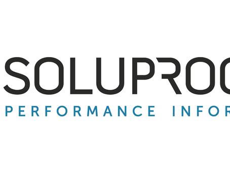Nouveau logo SOLUPROCESS pour nos 10 ans