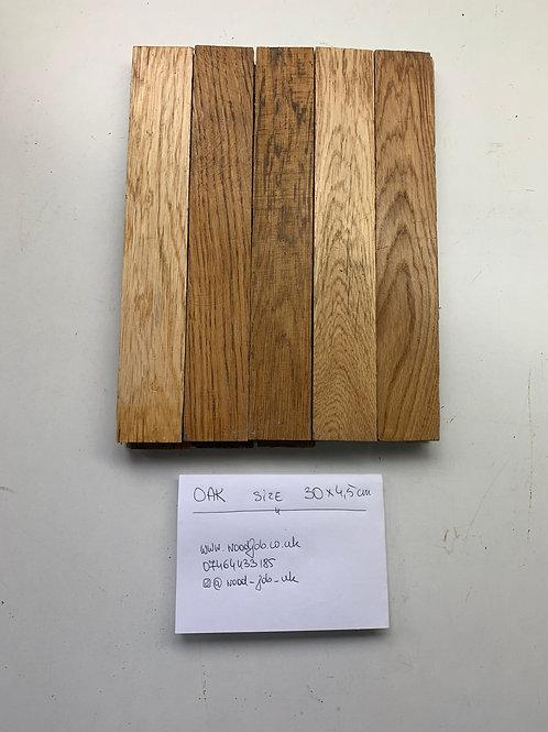 R3045. Reclaimed Oak Beautiful Wood Parquet Flooring