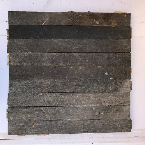 29. Reclaimed Oak Wood Parquet Flooring 1920s XX Century