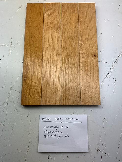 S366. Reclaimed Beech Beautiful Wood Parquet Flooring