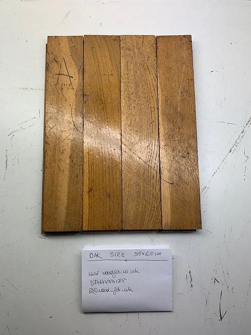 S3565. Reclaimed Oak Beautiful Wood Parquet Flooring