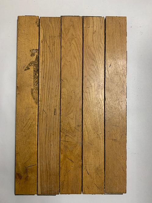 R506. Pyra II Reclaimed Oak Beautiful Wood Parquet Flooring