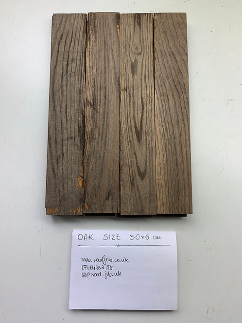 G305. Reclaimed Oak Beautiful Wood Parquet Flooring