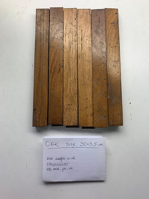 R3035. Reclaimed Oak Beautiful Wood Parquet Flooring
