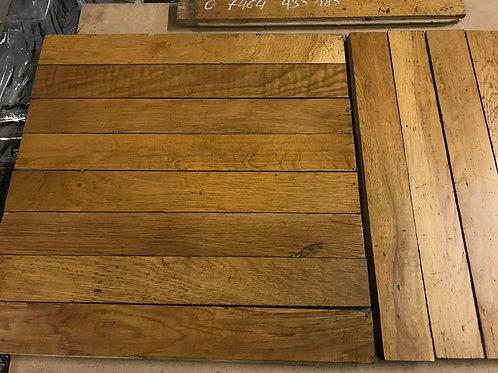 R356. Pyra I Reclaimed Oak Beautiful Wood Parquet Flooring