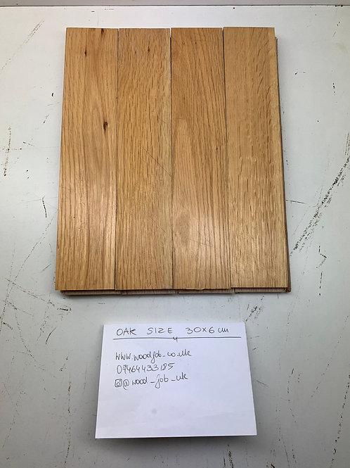 S306. Reclaimed Oak Beautiful Wood Parquet Flooring