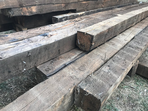 Reclaimed Pine Beams 20 Years Old Great Condition Wood