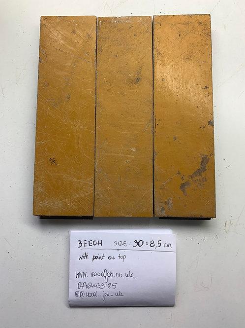 R3085. Reclaimed Beech Beautiful Wood Parquet Flooring