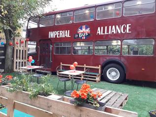 L'IMPÉRIAL BUS ALLIANCE à L'Ecole de L'Alliance